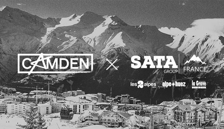Camden prend de l'altitude avec SATA Group !