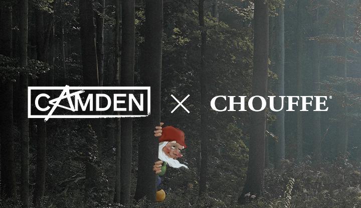 Ça Chouffe entre Camden et Duvel-Moortgat !